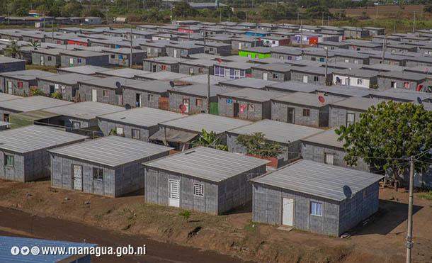 Foto ALMA // El programa beneficiará a más de 35 mil nicaragüenses
