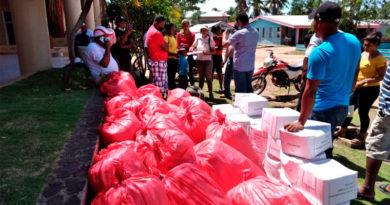 Pescadores de la RACCN reciben de parte del INPESCA bonos pesqueros