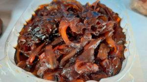 Almíbar de papaya, comida típica de cuaresma en Semana Santa