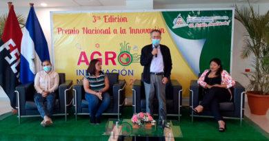 Representantes del INTA y el Sistema Nacional de Producción, Consumo y Comercio de Nicaragua