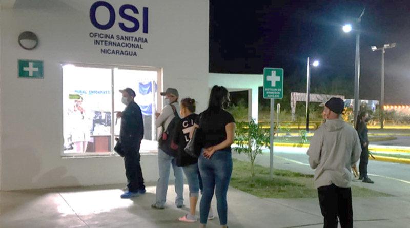 Nicaragüenses arribaron al país de forma ordenada y segura procedentes de Panamá