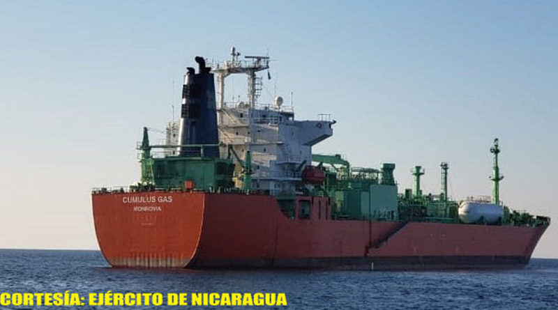 Buques mercantes que arribaron al país a través del Océano Pacífico