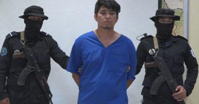 Delincuente capturado Edier José Caballero Pozo, autor de femicidio