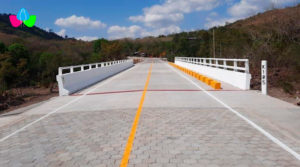carretera adoquinada El Regadío – San Juan de Limay en Estelí