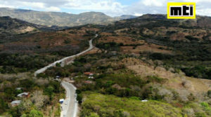 Nueva carretera adoquinada El Regadío – San Juan de Limay