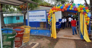 Centro educativo Los Chinamos, inaugurado por autoridades del Ministerio de Educación con el acompañamiento de la Embajada de China Taiwán