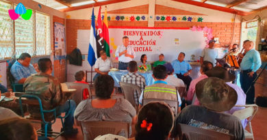 Virgilio Bravo Plata, del FISE, da a conocer la importancia de la obra de agua, saneamiento e higiene y el impacto en las familias.