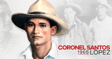 El Coronel Santos López