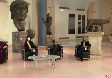 Encuentro del Cuerpo Diplomático con la Alcaldesa de Roma, Señora Virginia Raggi.