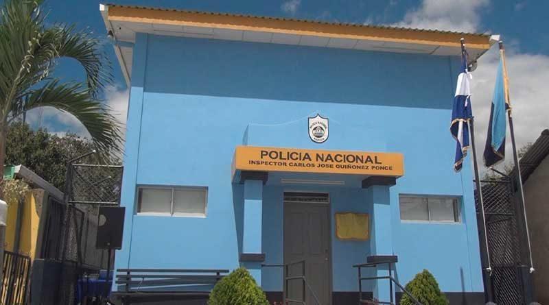 Nueva Estación Policial en Nueva Segovia