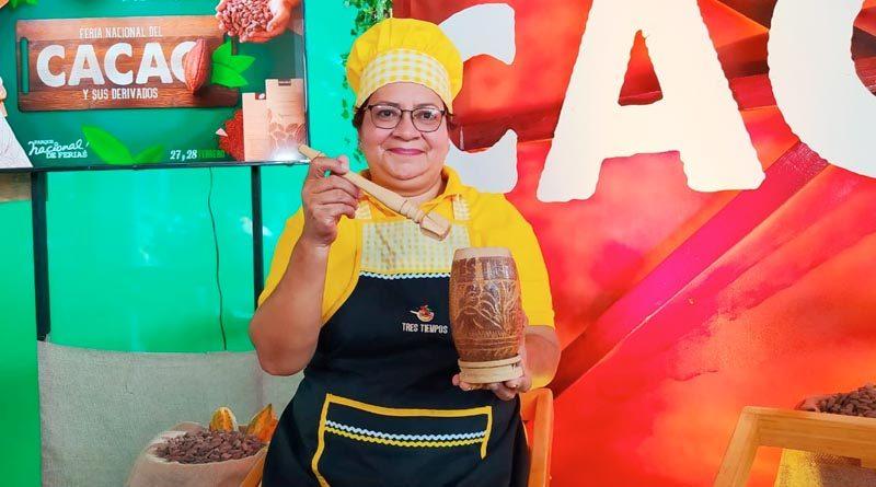 Protagonista de la feria que ofertará sus productos en el Parque Nacional de Ferias