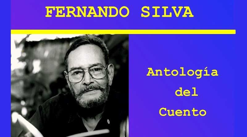 Portada ilustrada del libro digital Antología del Cuento Nicaragüense
