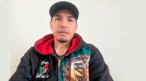 """Francisco """"Gallo"""" Estrada desde el programa La Maquina del Deporte."""