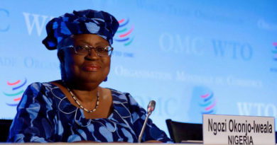 Ngozi Okonjo-Iweala, Directora General de la Organización Mundial del Comercio