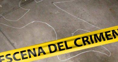 Cinta amarilla en escena del crimen