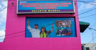 """Inauguración del Centro de Atención para Personas con Adicciones """"Valentín Méndez"""""""