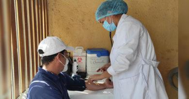 Médicos del Ministerio de Salud brindan atención a pobladores de la Tenderí
