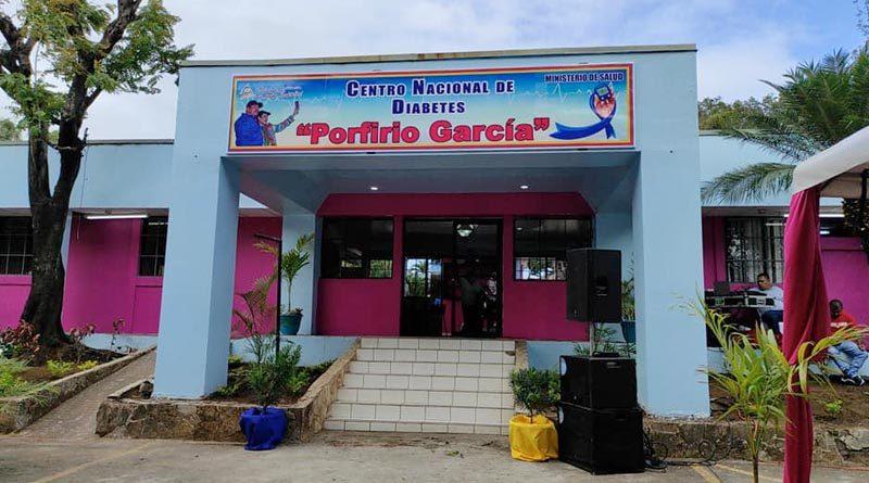 Nuevo Central Nacional de Diabetes inaugurado por el Ministerio de Salud