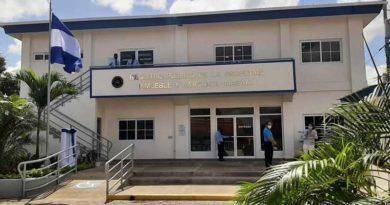 Nuevo edificio del Registro Público de la Propiedad en Masaya