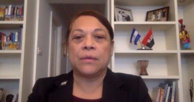 Guisell Morales Echaverry, Embajadora de Nicaragua ante el Reino Unido