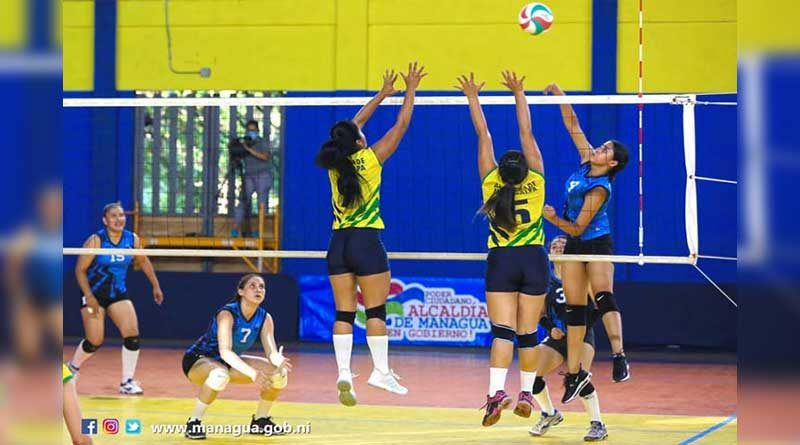 Equipos de Voleibol Femenino
