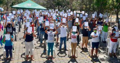 Privados de libertad en el Sistema Penitenciario de Matagalpa