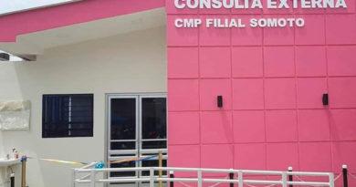 clínica médica previsional de Madriz