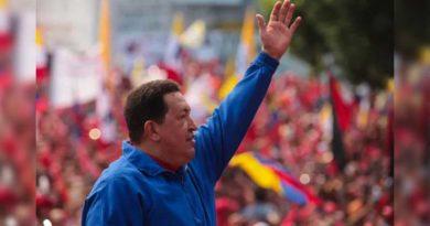 Comandante Hugo Chávez Frias