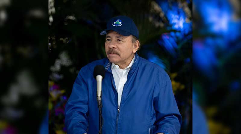 Presidente-Comandante Daniel Ortega en Acto Especial en Conmemoración del Día Internacional de la Mujer 8 de Marzo del 2021