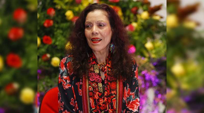 Vicepresidenta de Nicaragua, Rosario MurilloCompañera Rosario Murillo en Multinoticias (15-03-21)