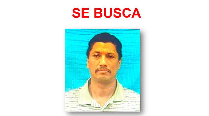 Delincuente René Roberto Gontol Juárez, autor de femicidio, cometido en municipio Achuapa, departamento de León.