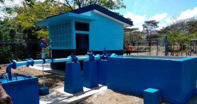Agua Potable El Bejuco.