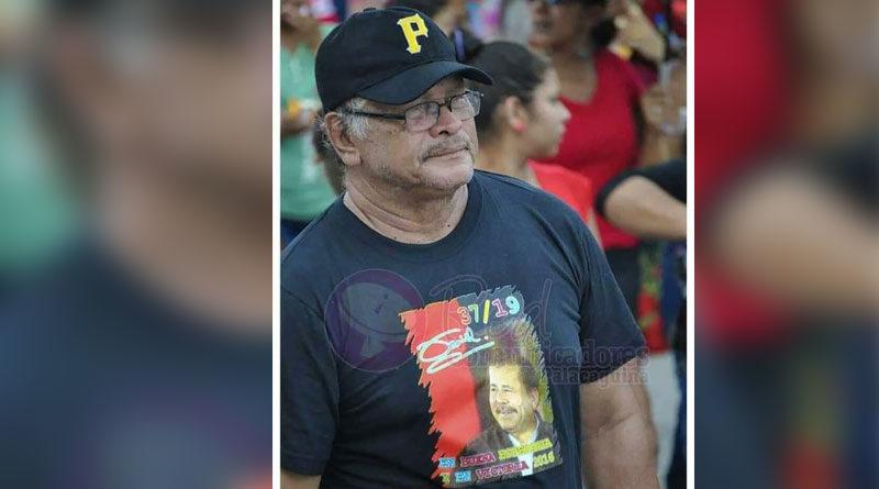 José Apolinar Cruz Matute, leyenda del béisbol de Nicaragua.