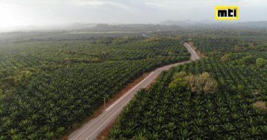 Carretera entre La Esperanza y Wapí inaugura la tarde de este miércoles 17 de marzo, por las autoridades del MTI y los pobladores de El Rama.