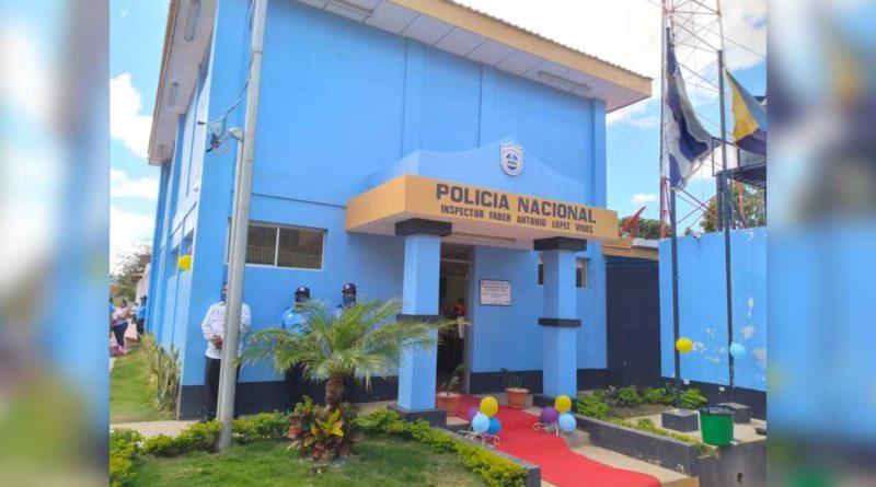 Comisaría de la Mujer en la Conquista departamento de Carazo