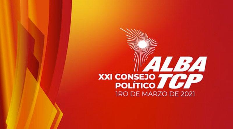 Declaración de la XXI Reunión del Consejo Político del ALBA TCP