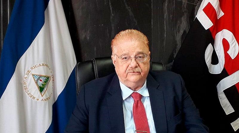 Doctor Paul Oquist, Ministro - Secretario Privado para las Políticas Nacionales de la Presidencia de la República de Nicaragua