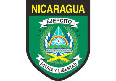 Emblema del Ejército de Nicaragua