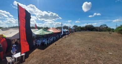 Terreno donde se construirá el nuevo Hospital Departamental de Masaya