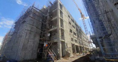 Construcción del nuevo Hospital Escuela Oscar Danilo Rosales Argüello de León
