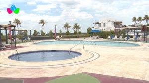 Uno de los centros más bellos de Pochomil y Masachapa, la piscina de la Escuela Hotel Casa Luxemburgo, te espera este verano 2021.