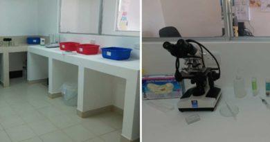 Laboratorio de Entomología