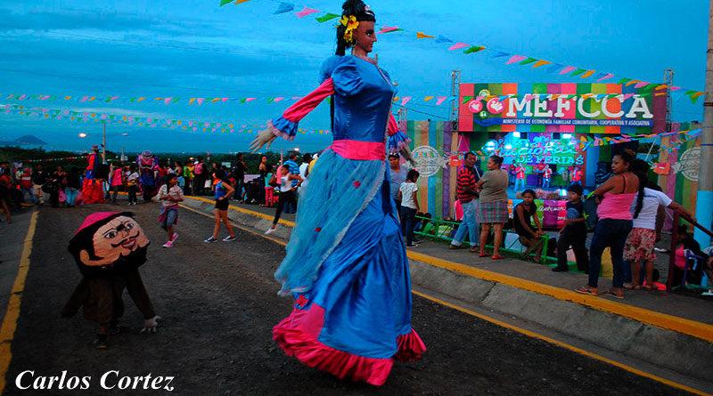 Parque Nacional de Ferias en Managua, Nicaragua