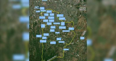 Mapa de incidencia del Proyecto.