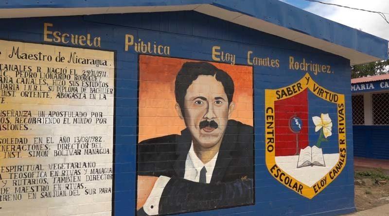 Ministerio de Educación inaugura mejoras del Centro Educativo Eloy Canales en Rivas