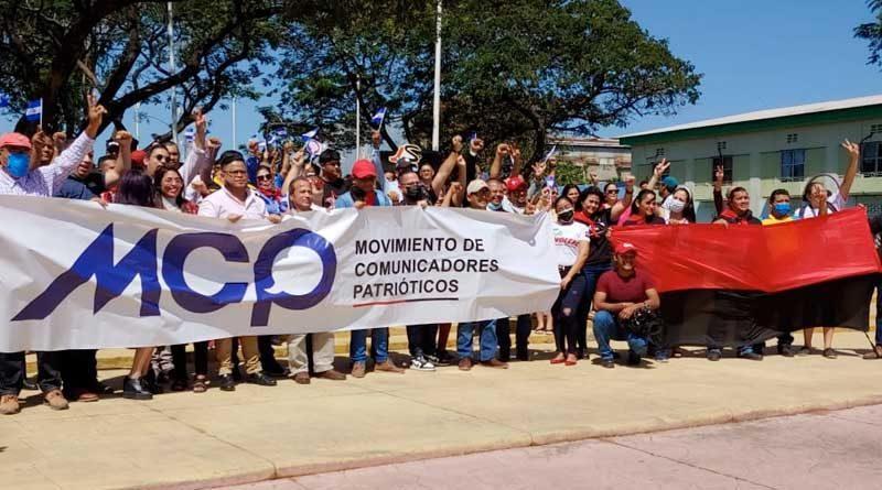 Movimiento de Comunicadores Patrióticos por la verdad y solamente la verdad
