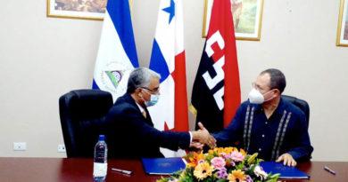 Firma del Memorando de Entendimiento entre el Instituto Nicaragüense de la Pesca y Acuicultura (INSPECA) y la Autoridad de los Recursos Acuáticos de Panamá (ARAP).