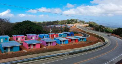 Urbanización Compañero Roberto Castillo Proyecto El Boquete-Santa Ana, en El Crucero.