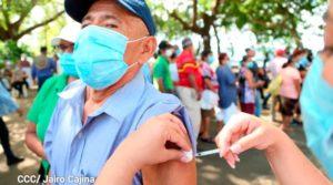 El MINSA informó a través de un comunicado sobre el inicio de la jornada de Vacunación Voluntaria contra el Covid-19.