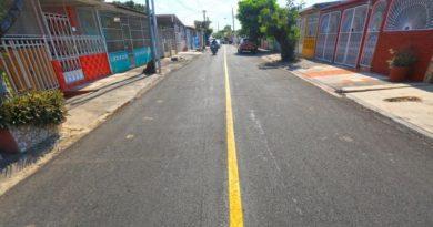 Vista de las calles nuevas inauguradas en Bello Horizonte